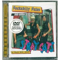 DVD-Audio  Stray Cats - Rockabilly Rules: At Their Best... Live (1999)