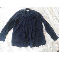 Рубашка черная Италия р. 52-54