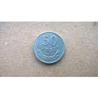 Польша 50 грошей, 1984г.
