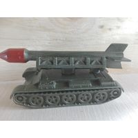 Ракетная установка.Военная техника СССР.