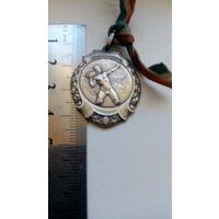 Медаль Спорт Жетон Метание Ядра