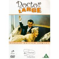 Доктор возвращается /  Doctor at Large (Дирк Богард)  DVD5
