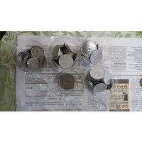 Монеты государств постсоветского пространства (РФ, Украина, Казахстан, Литва)