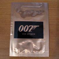 Пробник парфюмерная вода JAMES BOND 007 for women