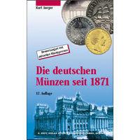 K.Jaeger - Монеты Германии с 1871 года - на CD