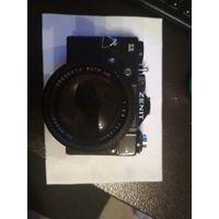 Фотоаппарат Зенит 11 + объектив Presenta auto mc 2.8 135mm