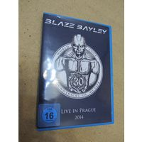 BLAZE BAYLEY (ex-IRON MAIDEN) - Live In Prague (DVD 9, 2014)