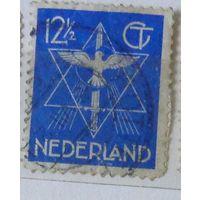 Голубь мира. Нидерланды. Дата выпуска: 1933-05-18