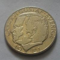 1 крона, Швеция 1981 г.