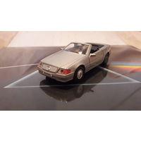 Mercedes Benz 500SL  1:40 / Обмен