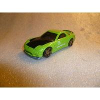 Модель авто.Mazda RX-7 . Mattel-HotWheels. масштаб 1:59-60.