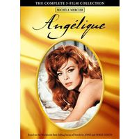 Анжелика, маркиза ангелов / Angelique, marquise des anges (Мишель Мерсье , Робер Оссейн , Жан Рошфор ) DVD9