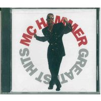 CD MC Hammer - Greatest Hits (1996) Pop Rap