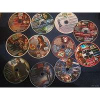 DVD-диски из журналов ЛКИ (Лучшие компьютерные игры)