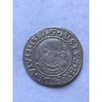 Грош  1537 г. - с 1 рубля.