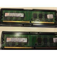 Оперативная память Hynix 2GB DDR2 PC2-6400