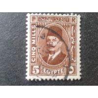 Египет 1923 король Фуад