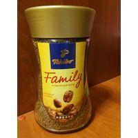 Кофе растворимый Tchibo family 200 гр