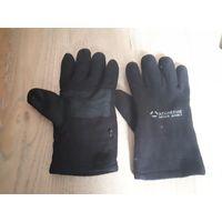 Зимние мужские перчатки, спортивные.