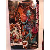 Кукла Монстер Хай Monster High Лорна МакНесси Lorna McNessie
