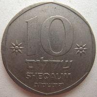 Израиль 10 шекелей 1982 г. (g)