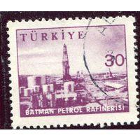 Турция. НПЗ. Нефте-перегонный завод