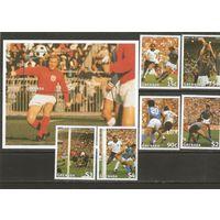 Гренада 1982 Футбол