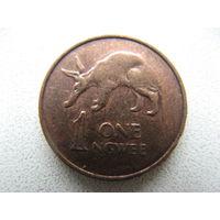Замбия 1 нгве 1983 г.