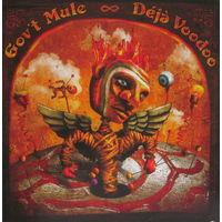 Gov't Mule - Deja Voodoo (2005, Audio CD)