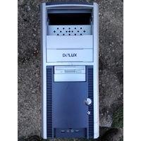 Delux Корпус компьютерный ATX с USB