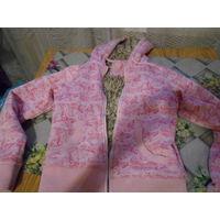 Куртка  для девочки р.40