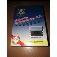 Картридж для кассовых аппаратов Citizen DP600