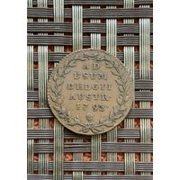 Австрийские Нидерланды 2 лиарда 1793 г.