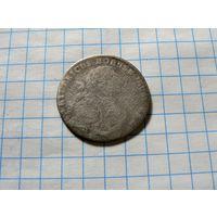 6 грошей 1756 Пруссия