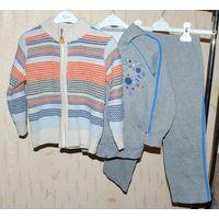 Комплект одежды на рост 104-110 (3 вещи)