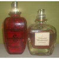 Vivienne Westwood раритетные Anglomania и Boudoir eau de parfum - отливанты 5мл