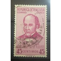 Венесуэла Симон Родригес 1954