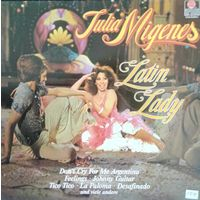 Julia Migenes /Latin Lady/1977, Ariola, LP, EX, Germany