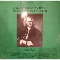 J. S. BACH /Das Musicalische Opfer/1971,Germany, LP, EX