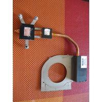 HP compaq CQ56 радиатор