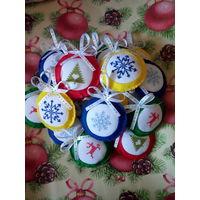 c7517a97602f Недорогие подарки ручной работы на Новый год, купить новогодний ...