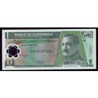 1 Кетцаль 2008 год Гватемала