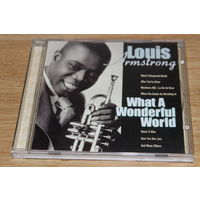 Louis Armstrong - What A Wonderful World - CD