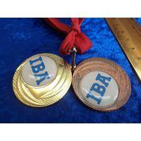 Медали IBA по рыбной ловле с рубля!