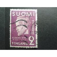 Финляндия 1934 нац. поэт
