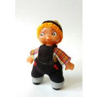 Куколка ГДР, винтаж.