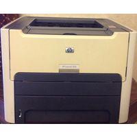 Лазерный принтер HP LaserJet 1320, двусторонняя печать