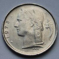 Бельгия, 1 франк 1973 г. 'BELGIE'