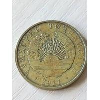 Таджикистан 20 дирамов 2011г.