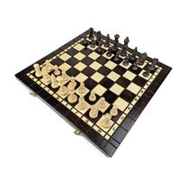 Шахматы+шашки+нарды (3 в1)